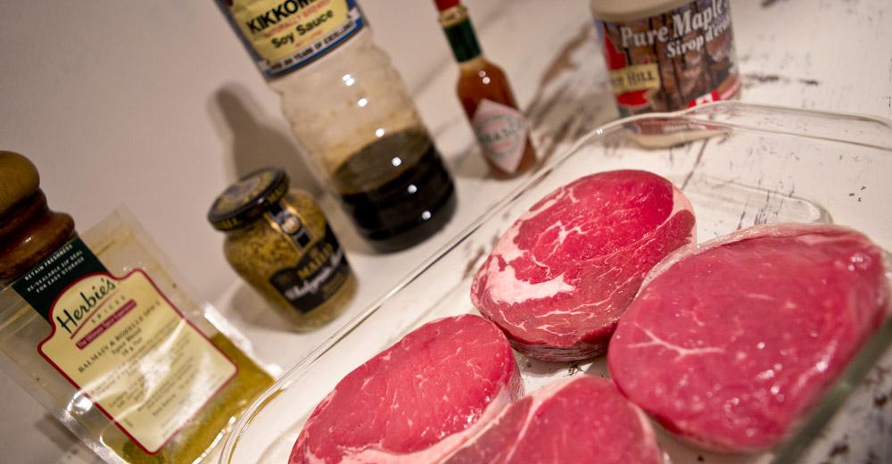 Steak Marinade - James Follett - Banner