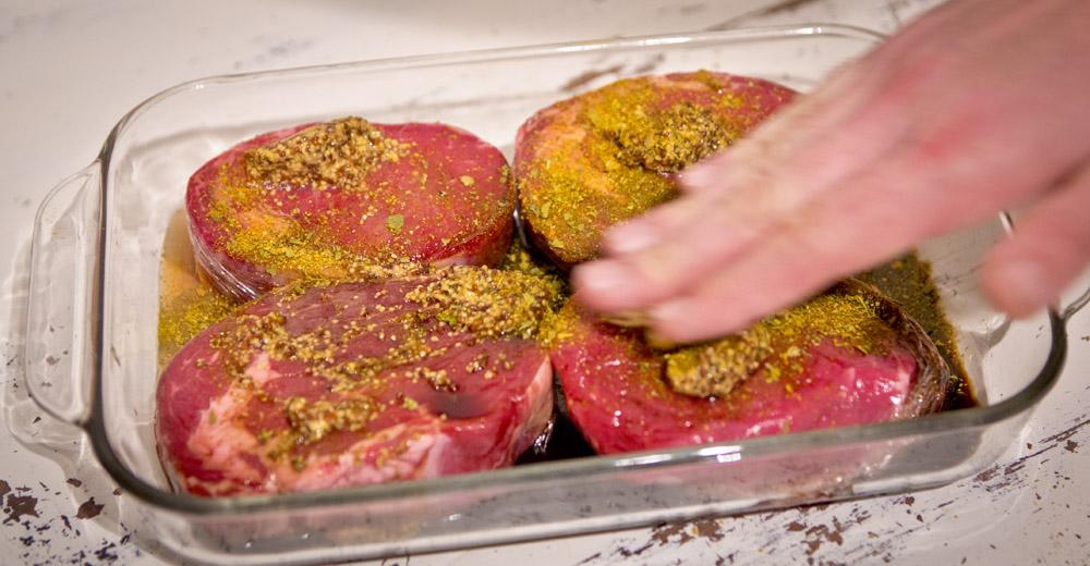 Steak Marinade - James Follett - Rub